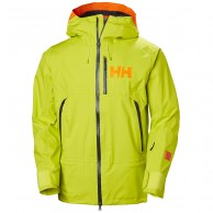 Helly Hansen Sogn Shell Jacket, men, sweet lime