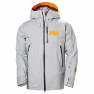 Helly Hansen Sogn Shell Jacket, men, light grey