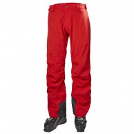 Helly Hansen Legendary ski pants, mens, flag red