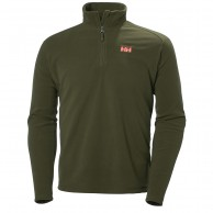 Helly Hansen Daybreaker 1/2 zip midlayer, ivy green