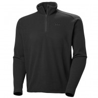 Helly Hansen Daybreaker 1/2 zip midlayer, black