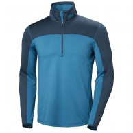 Helly Hansen Phantom 1/2 zip midlayer, men, celestial
