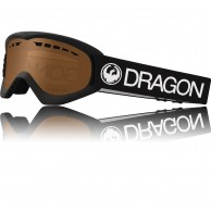Dragon DXs Lumalens, Black/Amber