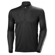 Helly Hansen Lifa Active 1/2 Zip, mens, black