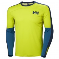 Helly Hansen Lifa Active Crew, men, sweet lime