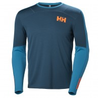 Helly Hansen Lifa Active Crew, men, dark teal