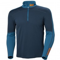 Helly Hansen Lifa Active 1/2 Zip, mens, dark teal