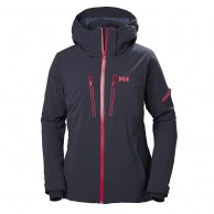 Helly Hansen W Motionista Jacket, women, graphite blue
