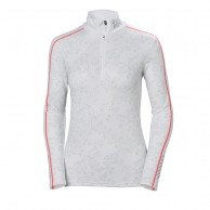 Helly Hansen W Lifa Active Graphic 1/2 Zip, women, white