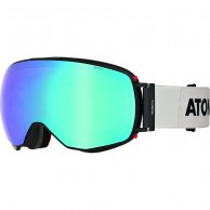 Atomic Revent Q, goggles, white