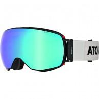 Atomic Revent Q, goggles, white