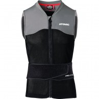 Atomic Live Shield Vest M, black/grey