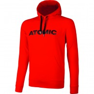 Atomic Alps Hoodie, men's, red