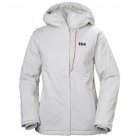 Helly Hansen W Snowstar Jacket, women, white
