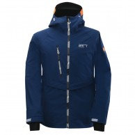 2117 of Sweden Rämmen 3L ski jacket, men, navy
