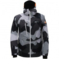 2117 of Sweden Rämmen 3L ski jacket, men, camo