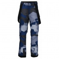 2117 of Sweden Rämmen MS ski pants, men, camo