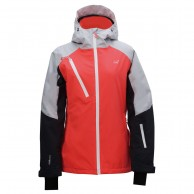 2117 of Sweden Grytnäs LS ski jacket, women, fiery pink