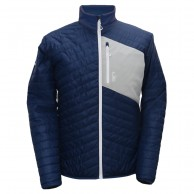 2117 of Sweden ECO Djurås MS Jacket, men, navy