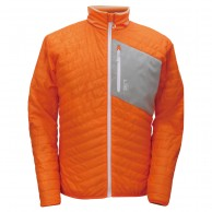 2117 of Sweden ECO Djurås MS Jacket, men, orange