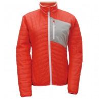 2117 of Sweden ECO Djurås LS, jacket, women, fiery pink