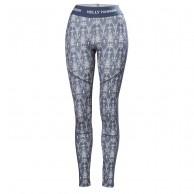 Helly Hansen W Lifa Merino Graphic Pant, women, vintage indigo