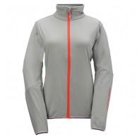2117 of Sweden Essunga womens fleece jacket, grey