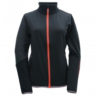 2117 of Sweden Essunga womens fleece jacket, ink