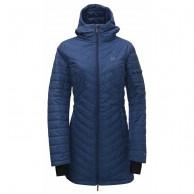 2117 of Sweden Eggby LS parka jacket, women, navy