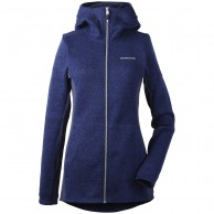 Didriksons Merra fleece jacket, woman, navy