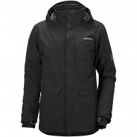 Didriksons Tommy jacket, men, black