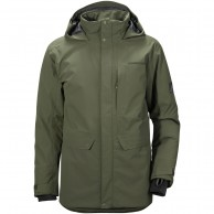 Didriksons Tommy jacket, men, peat