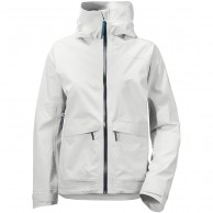 Didriksons Flora Women's jacket, aluminum