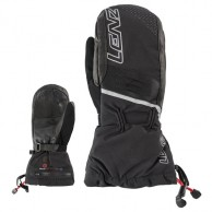 Lenz Heat Mittens 4.0, Starter set, black