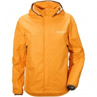 Didriksons Vivid Mens Jacket, orange