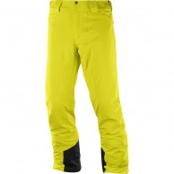 Salomon Icemania Pant, men's, sulphur spring