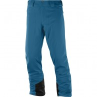 Salomon Icemania Pant, men's, moroccan blue