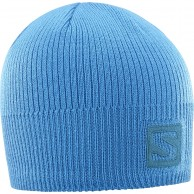 Salomon Logo Beanie, hawaiian surf