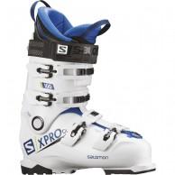 Salomon X PRO 100 ski boots, men's, white