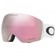 Oakley Flight Deck, Prizm HI Pink, Matte White