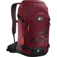 Salomon Side 25, Bag, red/black
