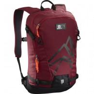 Salomon Side 18, Bag, red/black