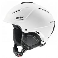 Uvex p1us 2.0 helmet, white mat