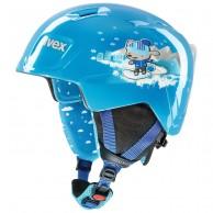 Uvex Manic, helmet, blue snow