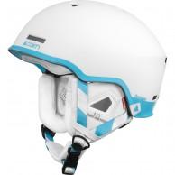 Cairn Centaure Rescue, ski helmet, mat white turquoise