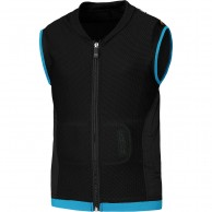Cairn Proride D30, Junior Back Protector vest, azure camo