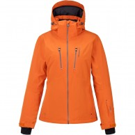 Tenson Yoko ski jacket, women, orange