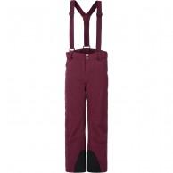 Tenson Zola ski pants, women, wine