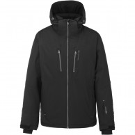 Tenson Yanis ski jacket, men, black