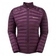 Montane Featherlite Down Micro Jacket, saskatoon berry